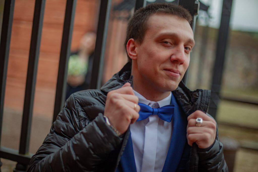 Свадебная пара недели: Кристина и Всеволод. Даугавпилс, 29 марта 2019 года.