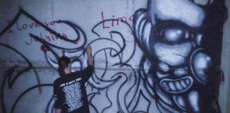 графити некромакса