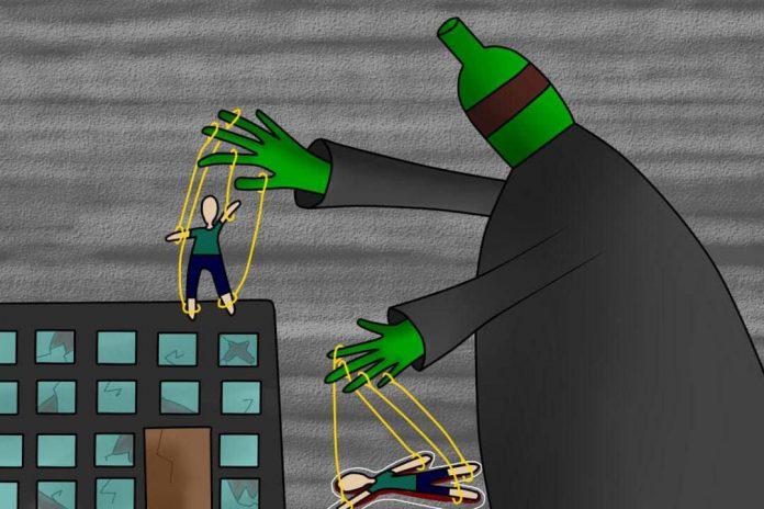 анонимные алкоголики