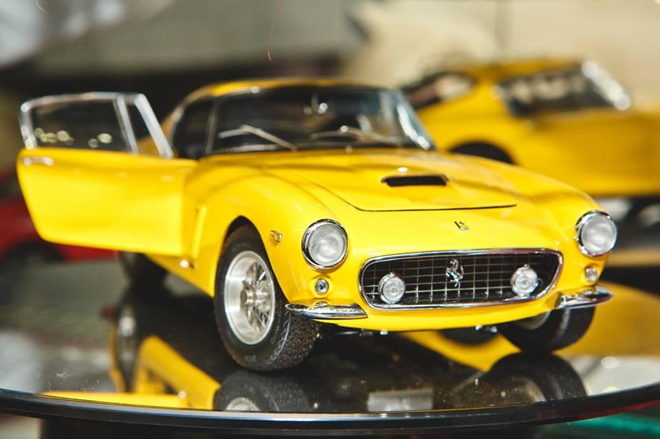 Ferrari 250 GT Berlinetta, (оригинал 1961 года)