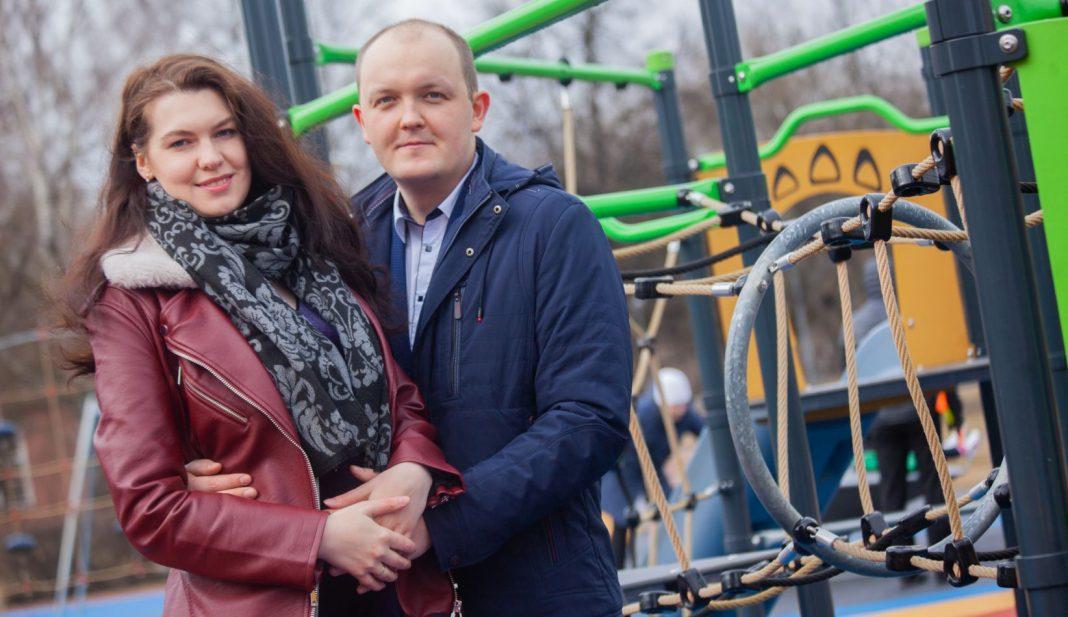 Диана и Николай