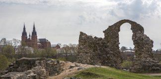 Руины Резекненского замк