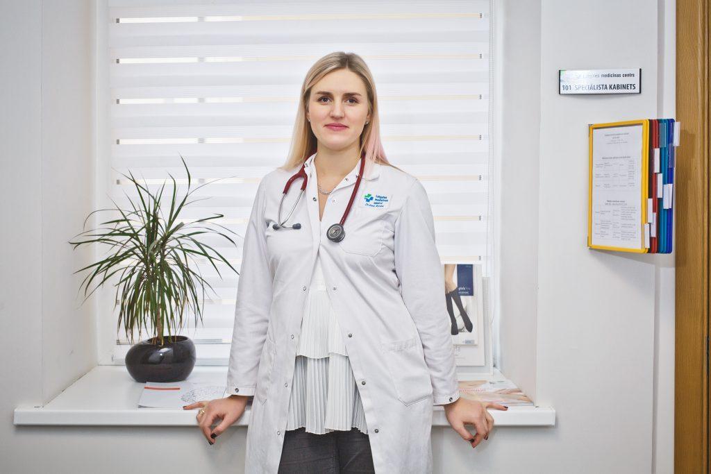 Терапевт Анна Боруне