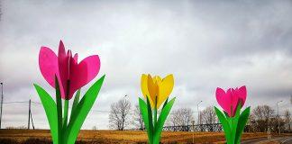 Весна в Даугавпилсе