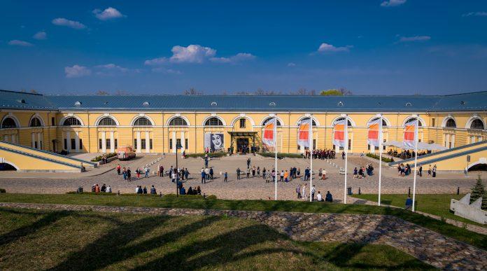 Открытие нового выставочного сезона в Арт-центре Марка Ротко. 26 апреля 2019 года. Фото: Михаил Рыжков