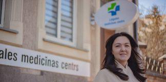 Радиолог-диагност Ванда Нарцишко-Федоровича, Даугавпилс