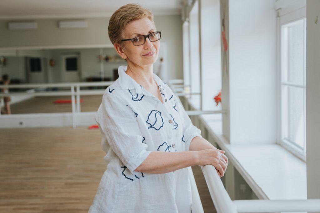 Хореограф Расита Титкова
