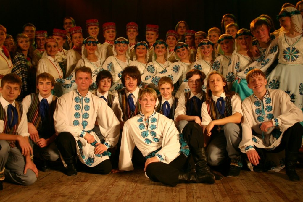 """Лайма"", 2007 год, на совместном концерте с коллективом ""Лявониха"" из Витебска."
