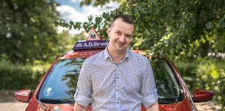 Дмитрий Холодов, инструктор по вождению
