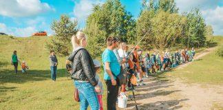Детский чемпионат по рыбалке - 2019 в Даугавпилсе