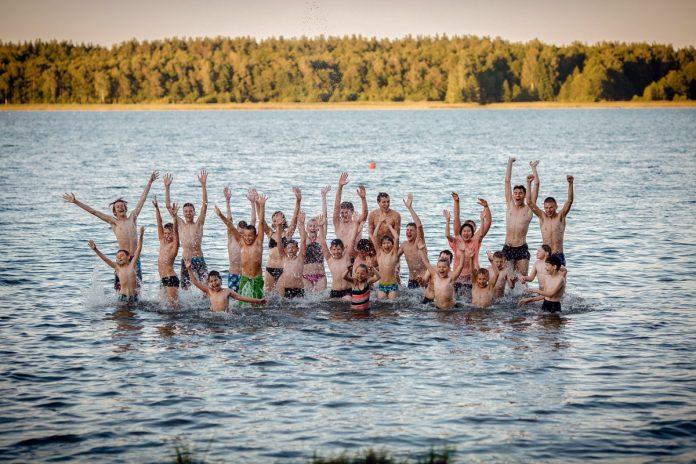 Летний лагерь «Ходори - 2019». Фото Бориса Иванова (из архива