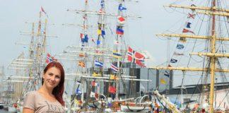 Татьяна Новицкая в Дании