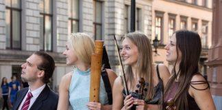 Ансамбль старинной музыки «Neymann Ensemble». Фото с www.lnmm.lv
