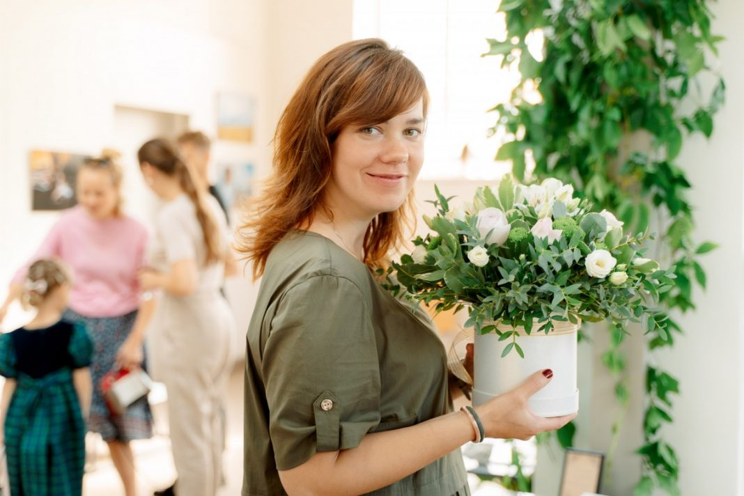 Открытие выставки Ирины Маскаленко