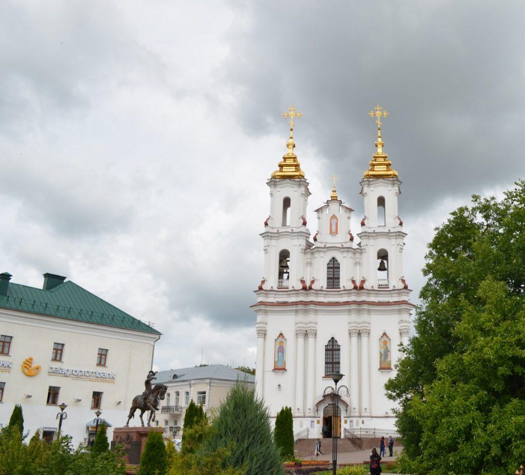 Свято-Воскресенская церковь в Витебске