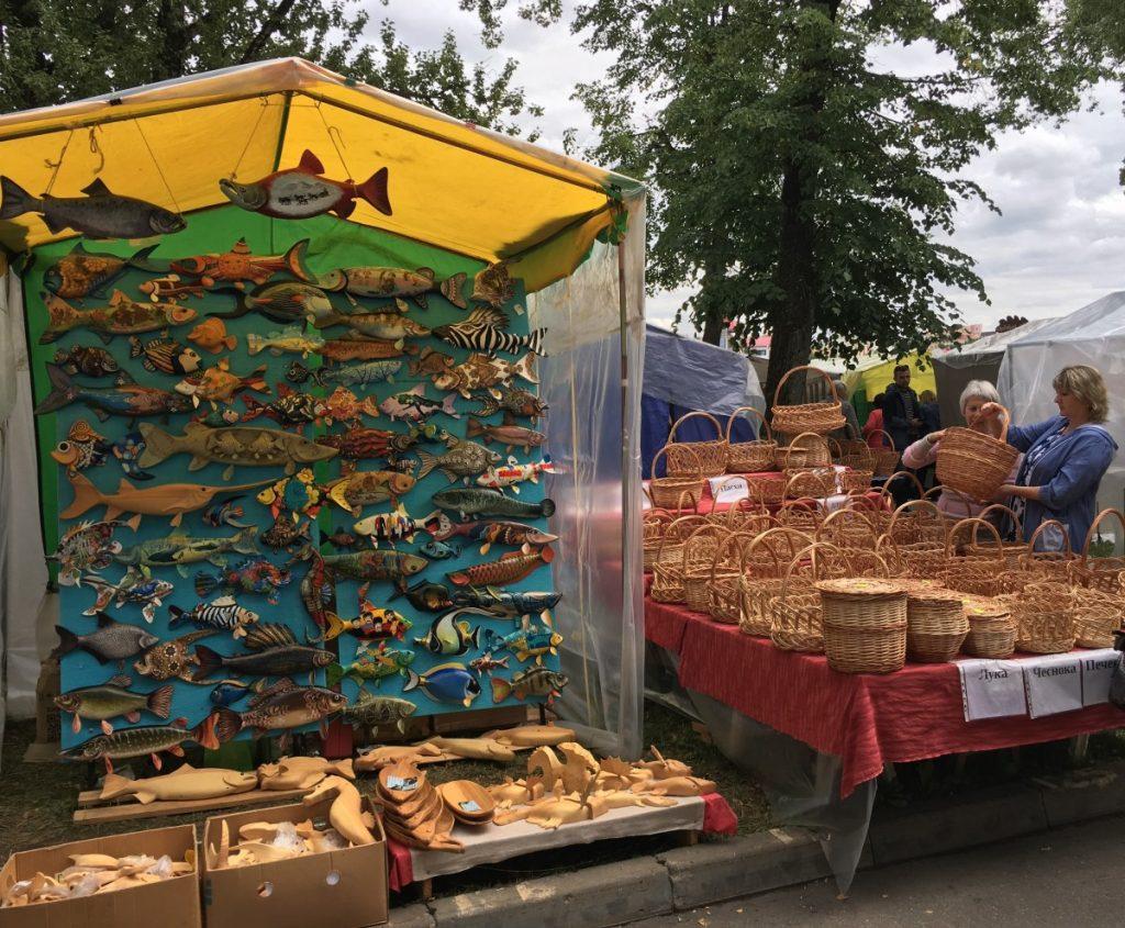 Ярмарка в Витебске