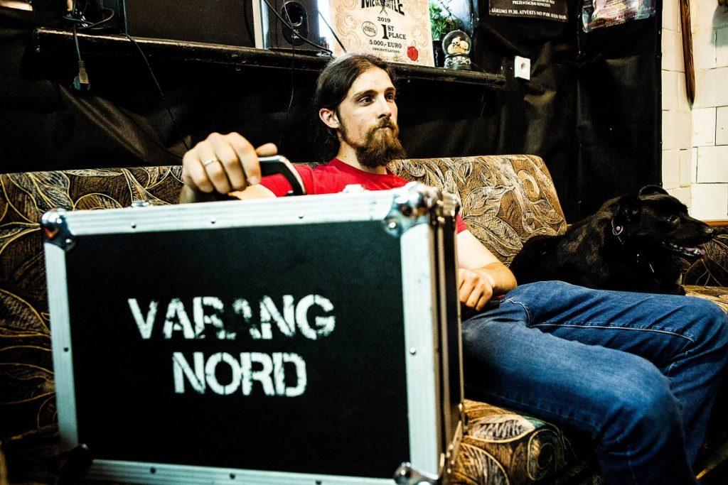 Айгар Зейза (ударные), группа Varang Nord