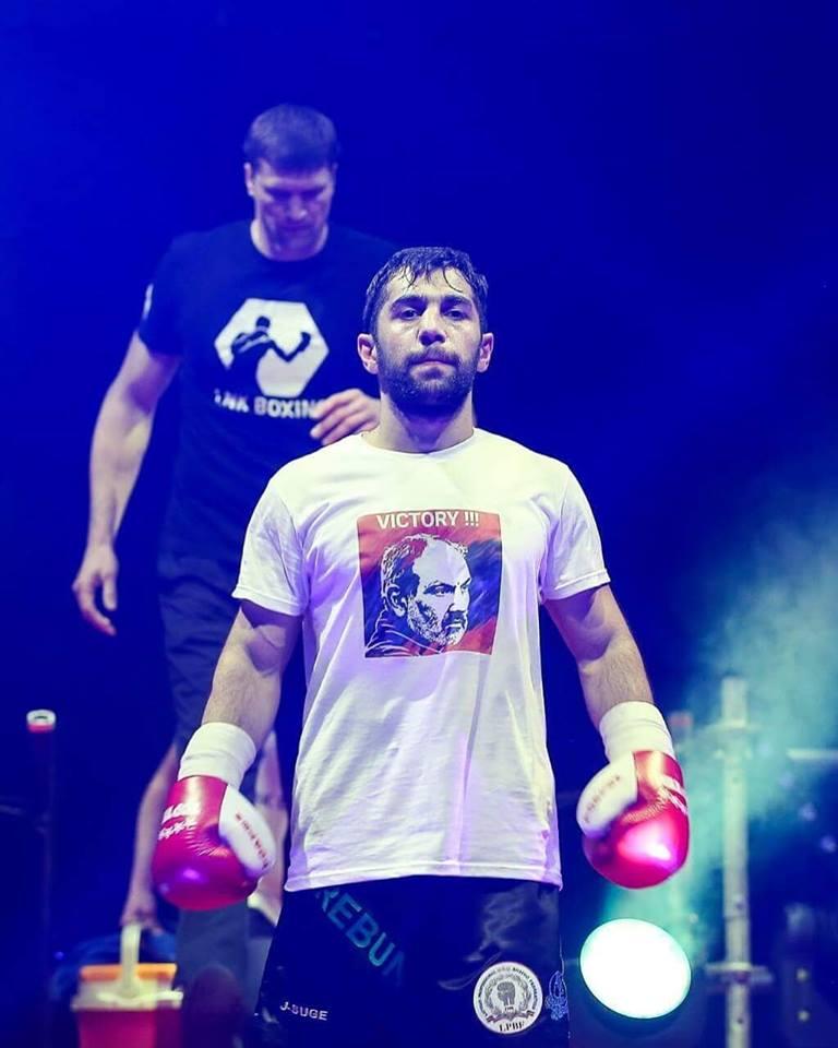 Ваграм Варданян, Fight Night 7 в Риге, 2018 год
