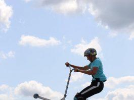 Соревнования по уличным видам спорта в Даугавпилсе