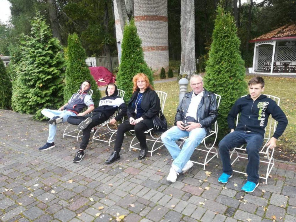 Семья Озолсов