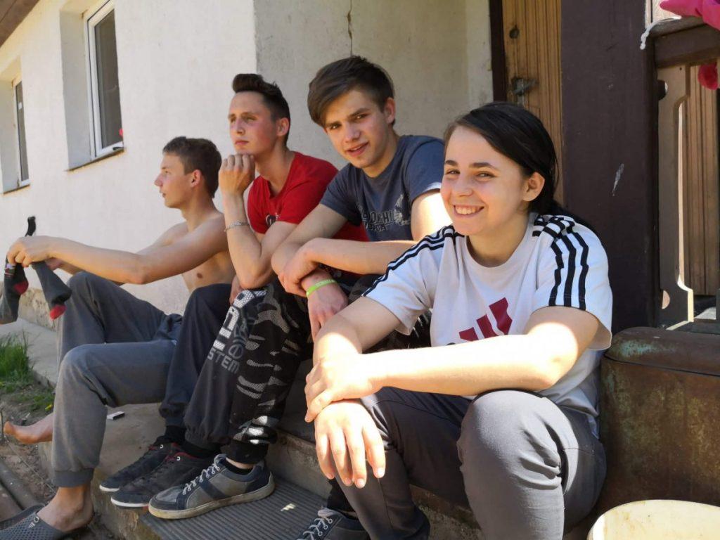 Приёмные дети семьи Озолсов