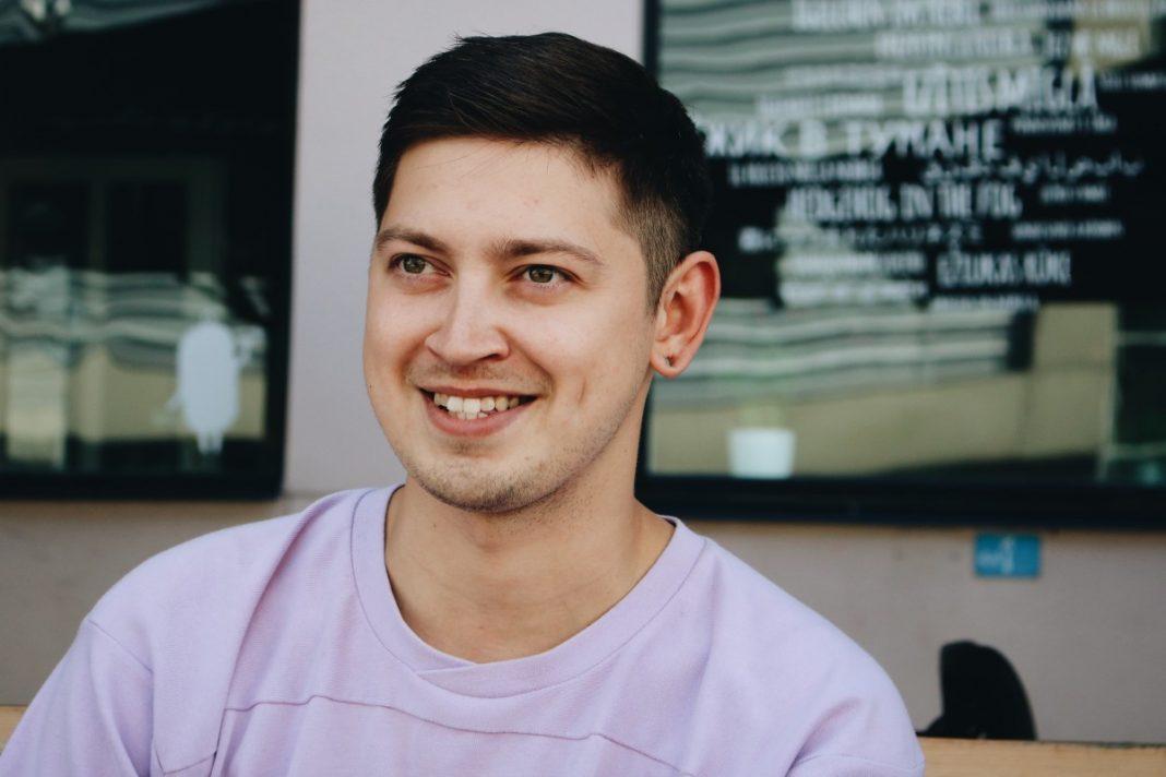 Артём Абарас, фронтмен группы Maffiz