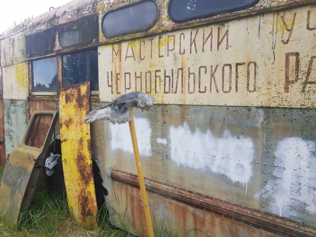 Экскурсия на ЧАЭС. Май, 2019 года. Фото из архива Евгения Петрова и Вадима Полякова