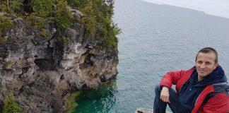 Игорь Огинский. Фото из личного архива