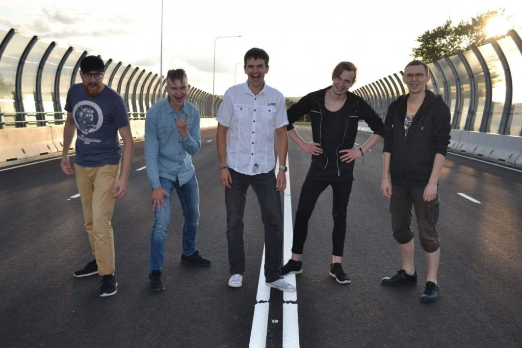 Рок-группа HardWeld. Фото из личного альбома