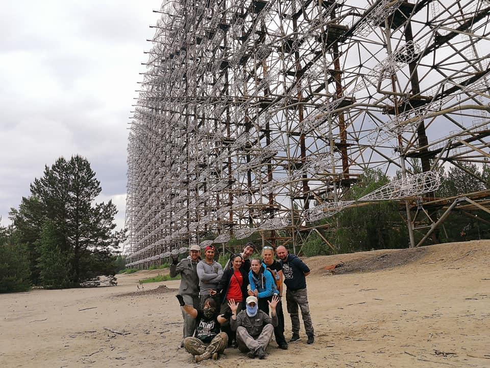 Экскурсия в Чернобыль. Май 2019 года, фото из личного архива Юрия Петрова