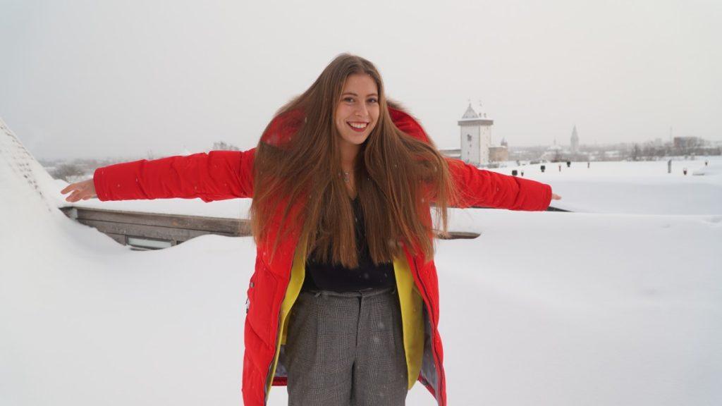 Андриана Чупова. Фото: Дмитрий Федоткин