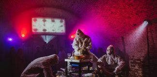 Ночь искусства и музыки ARE YOU HUNGRY? в Даугавпилсе. 20 сентября 2019 года. Фото: Ирина Маскаленко