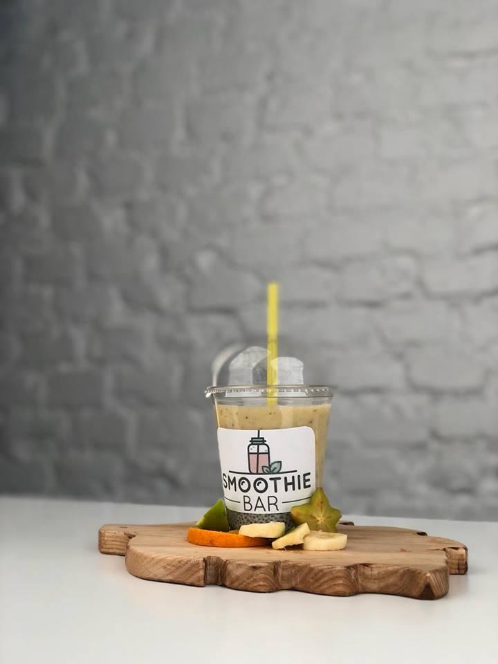Смузи от Артура Озёрского. Фото: smoothieonlinebar