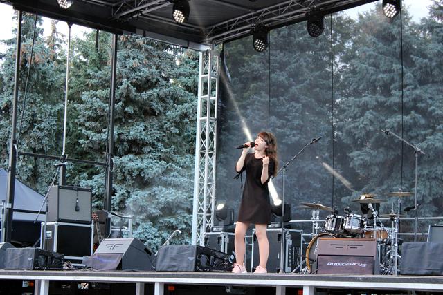 Вечеринка в честь Дня знаний в Даугавпилсе. Фото: jaunatne.daugavpils.lv