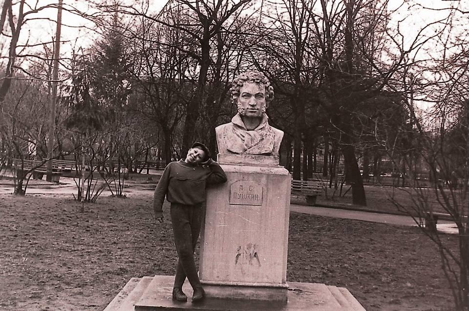Даугавпилс, вторая половина 1950-х - начало 60-х. Фото: Ретро Даугавпилс - Латвия