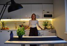 Специалист по питанию Стефания Шабуневич. Фото из личного архива