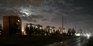 Даугавпилс, улица Авеню. 9 октября 2019 года. Фото: Сергей Соколов