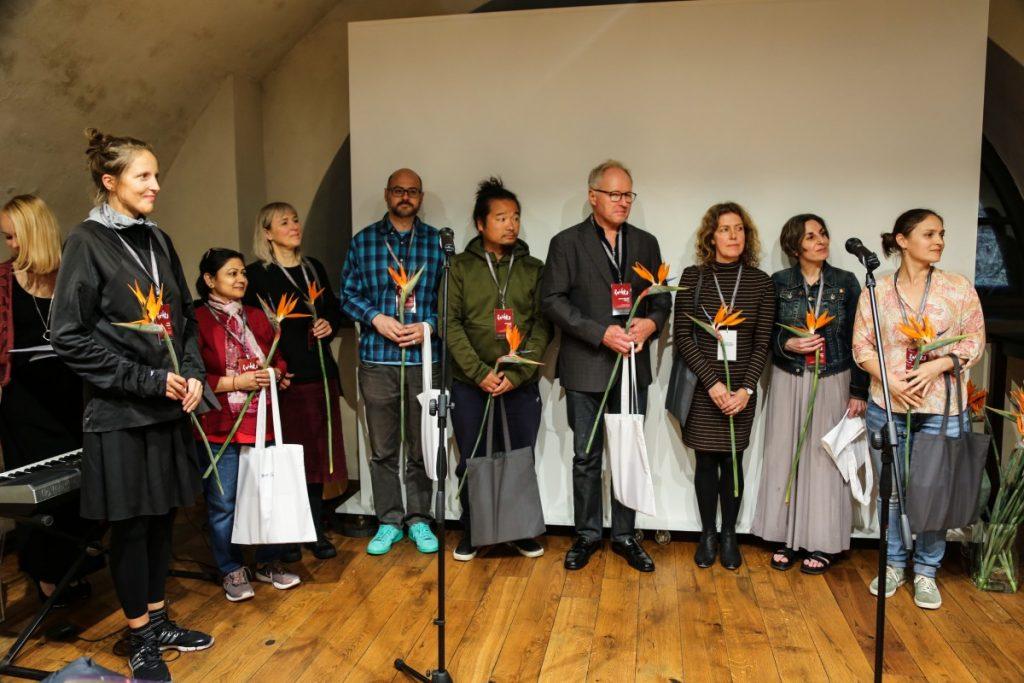 Участники 15 Международного симпозиума «Mark Rothko 2019» в Даугавпилсе. Фото: rothkocenter.com