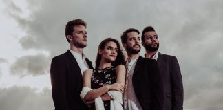 Вокальный ансамбль Cantoría. Фото: @cantoriamusic