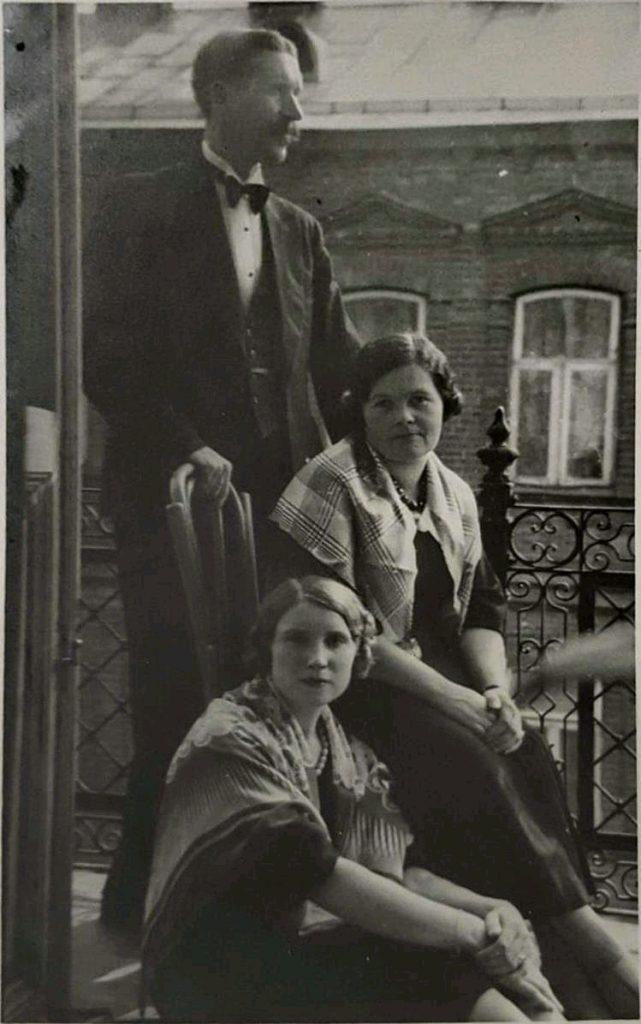 Частная вечеринка в Даугавпилсе, 1936 год. Фото: Ретро Даугавпилс - Латвия