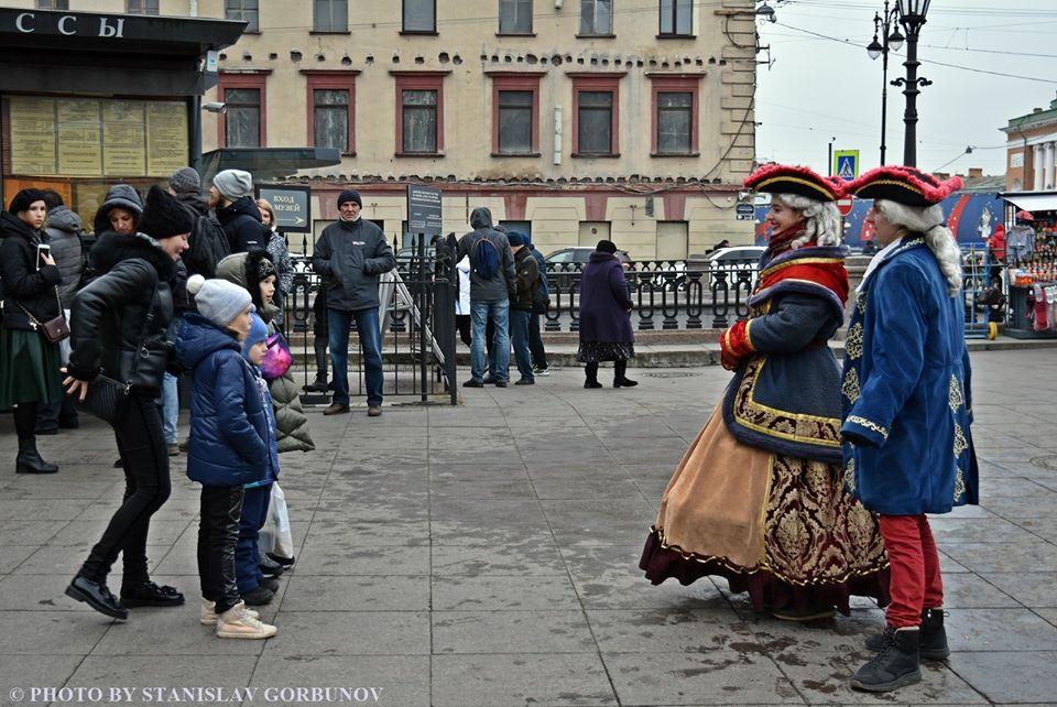 Санкт-Петербург. Фото: Станислав Горбуно