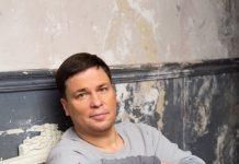 Автор-исполнитель Виктор Мосин. Фото из личного архива