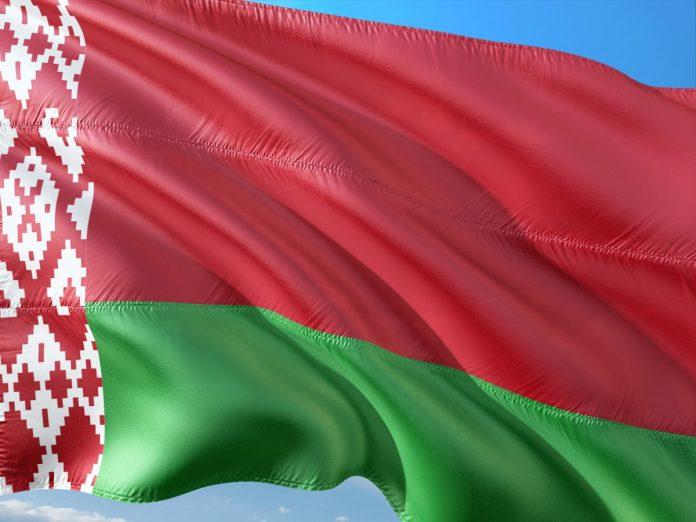 Флаг Республики Беларусь. Изображение Ronny K с сайта Pixabay