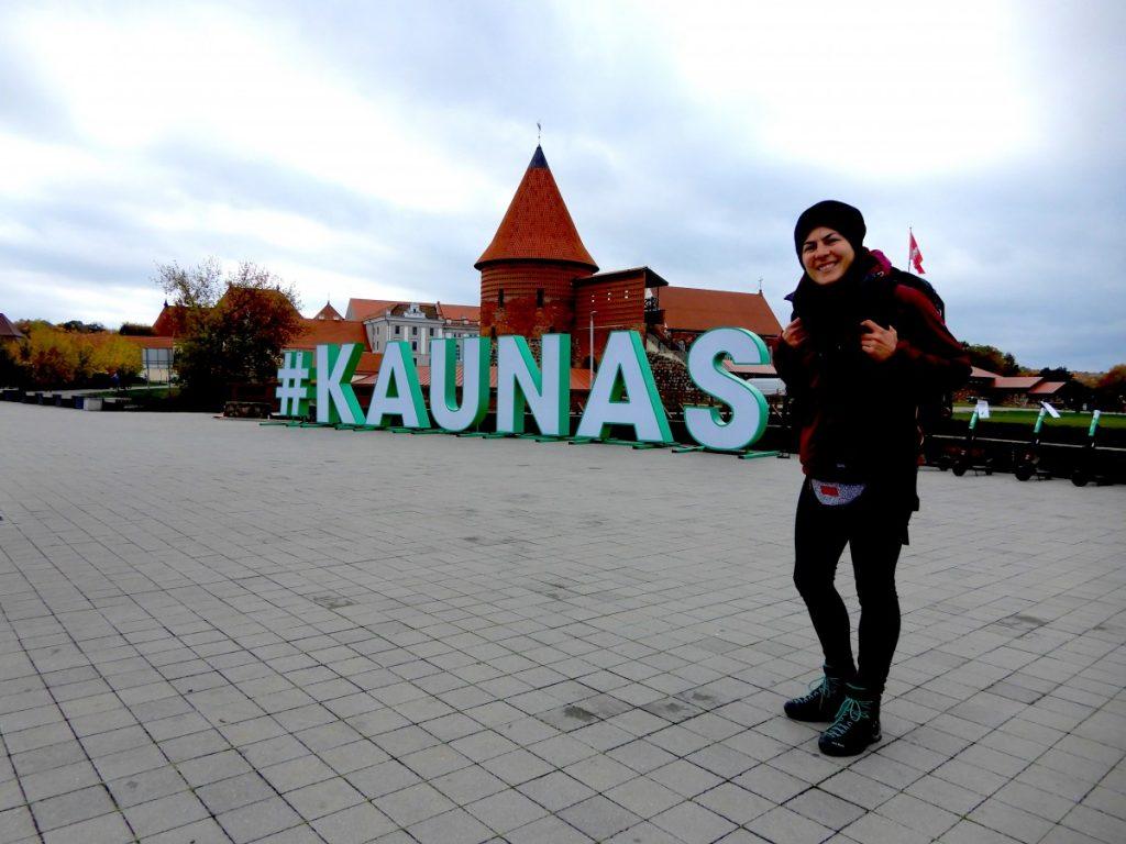 Путешественница Марта Негро. Каунас, Литва. Фото из личного архива
