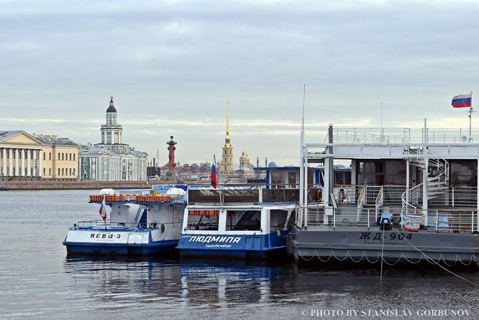 Санкт-Петербург. Фото: Станислав Горбунов