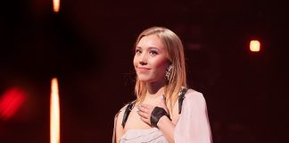 Диана Пашко, финалистка X Faktors Latvija. Фото: skaties.lv
