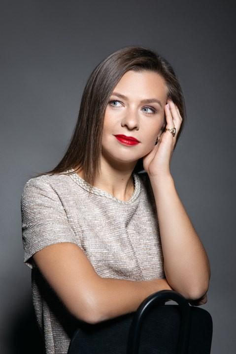 Кристина Варша. Фото из личного архива