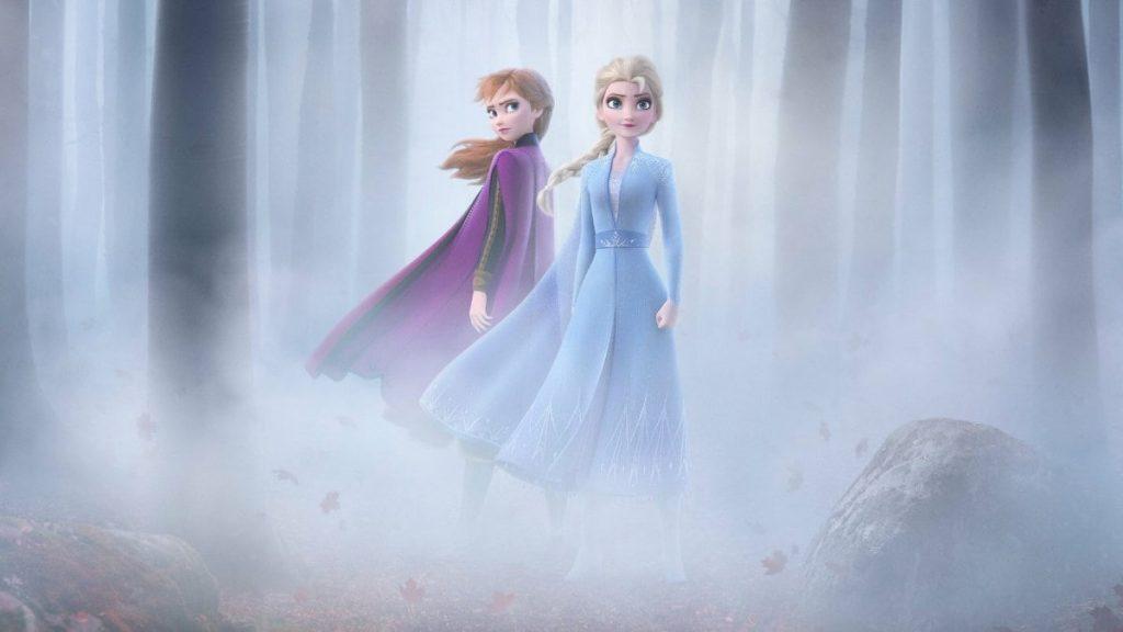 """""""Холодное сердце 2"""". Фото: Disney"""