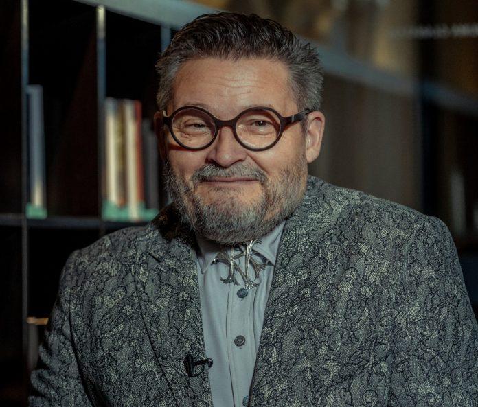 Александр Васильев в Даугавпилсе. 5 декабря 2019 года. Фото: Михаил Рыжков