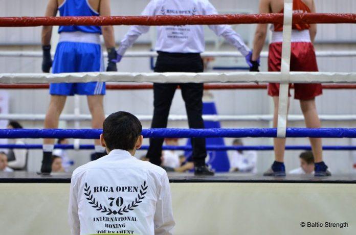Турнип по боксу Riga open 2019. Фото: Baltic Strength